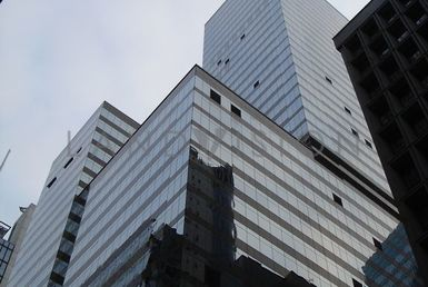 New World Tower I, Central