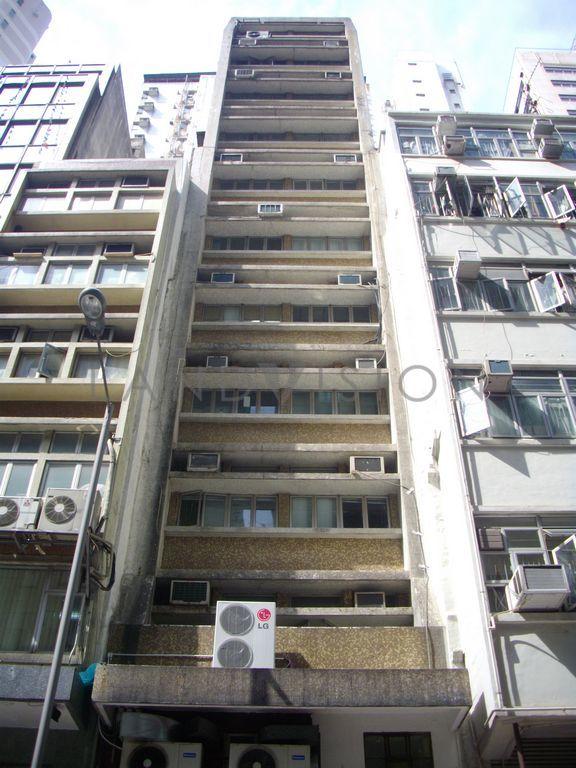 Tung Seng Commercial Building,88 Jervois Street, Sheung Wan, Hong Kong