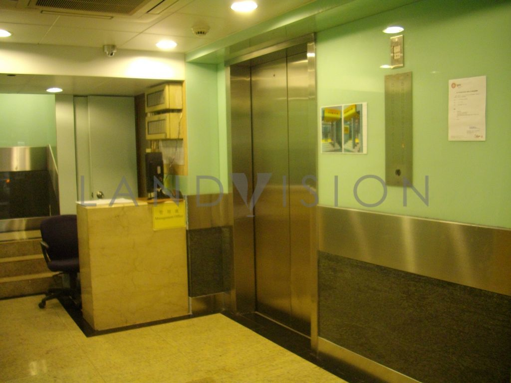 Otb Building Des Voeux Road In Sheung Wan For Rent And