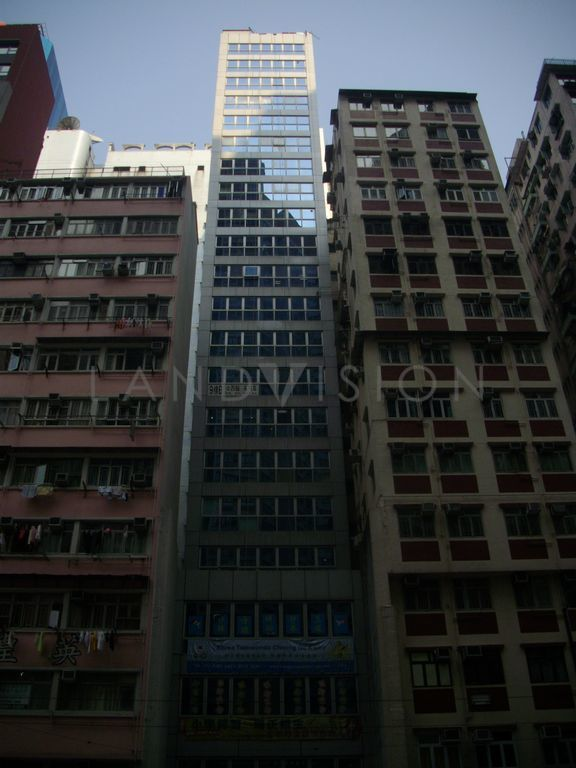 Concord Commercial Building,155-157 King's Road, North Point, Hong Kong