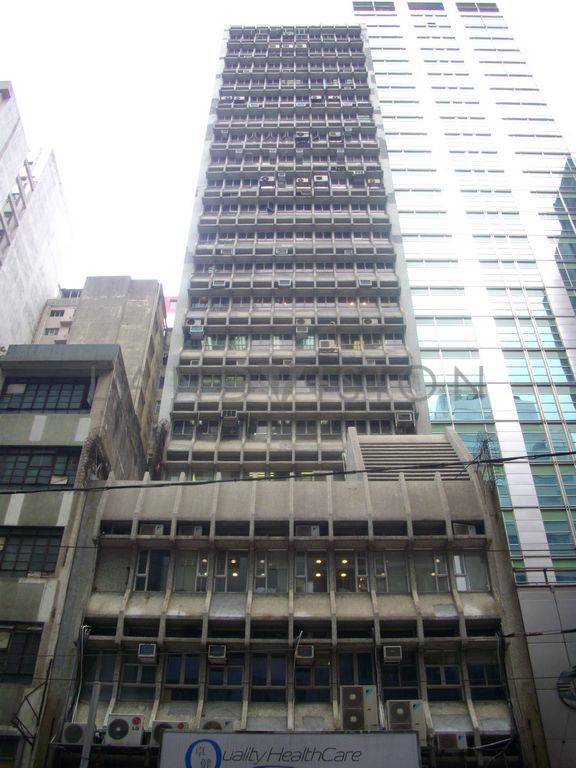 China Merchants Building,152-155 Connaught Road Central, Sheung Wan, Hong Kong