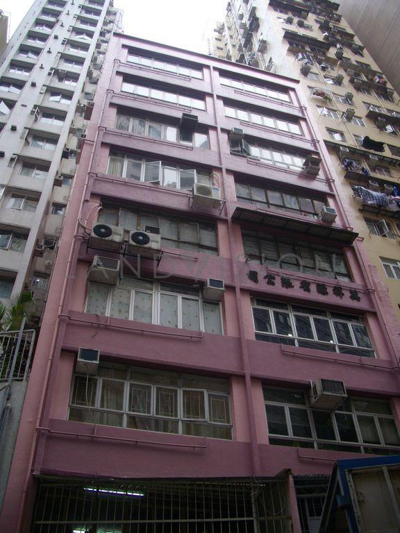 Wing Lok Mansion,160 Wing Lok Street, Sheung Wan
