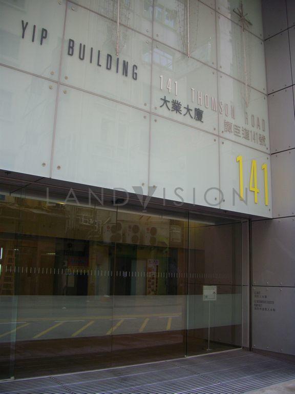 Tai Yip Building-3, 141 Thomson Road, Wan Chai
