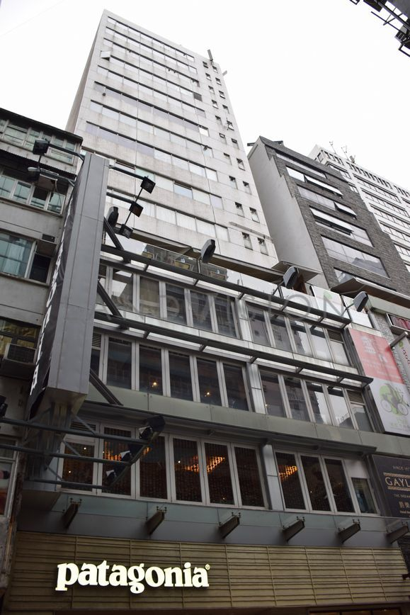 Ashley Centre,23-25 Ashley Road, Tsim Sha Tsui, Kowloon, Hong Kong