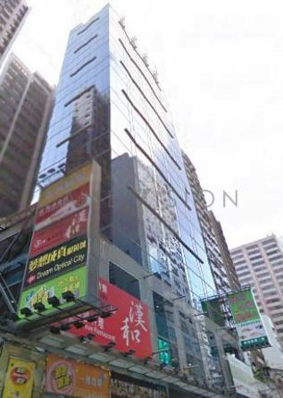 Ginza Plaza, 2 Sai Yeung Choi Street South, Mong Kok