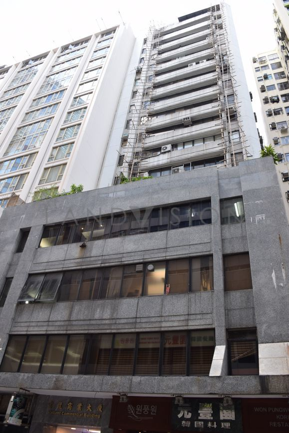 Valiant Commercial Building,22-24 Prat Avenue, Tsim Sha Tsui, Kowloon, Hong Kong