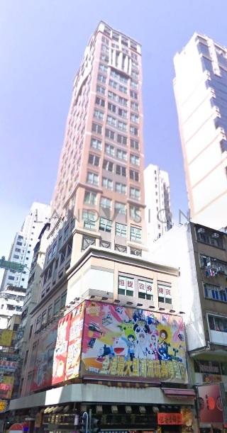 Attilio Building,579 Nathan Road, Mong kok, Kowloon, Hong Kong