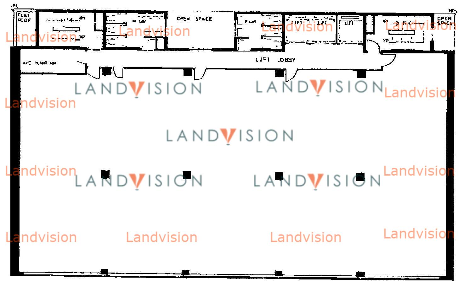 Wilson House- floor plan