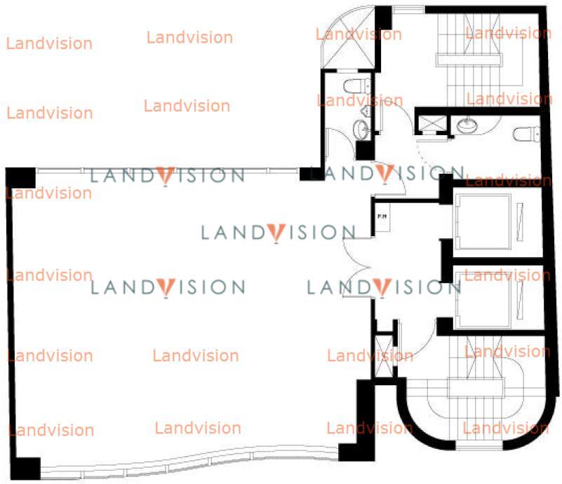 Somptueux Central- floor plan