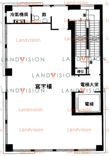 Attilio Building- floor plan