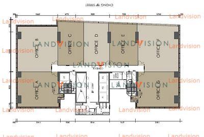 Montery Plaza- floor plan